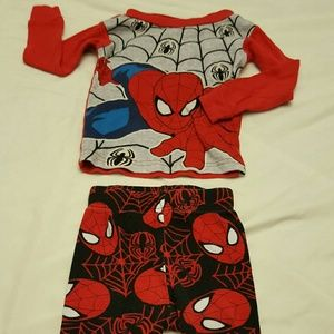 BOGO FREE Marvel Spiderman kids pajamas